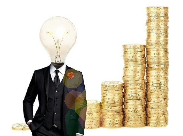 finanční nápad
