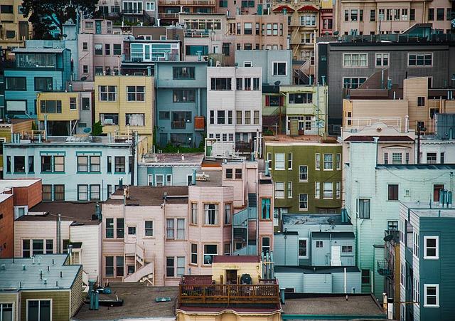 městská architektura