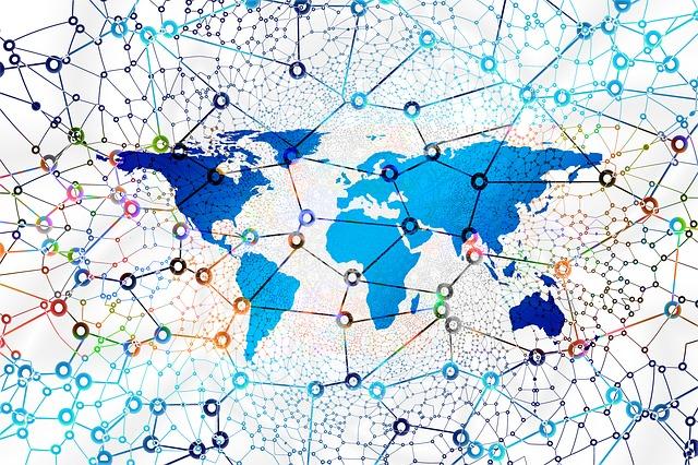 vyznačení sítí