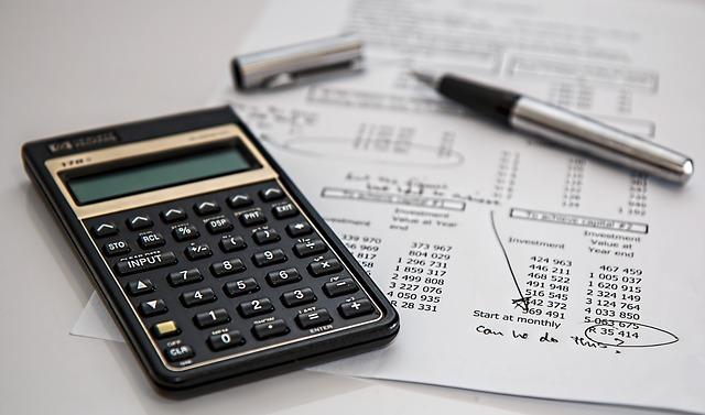 kalkulačka a výpočet