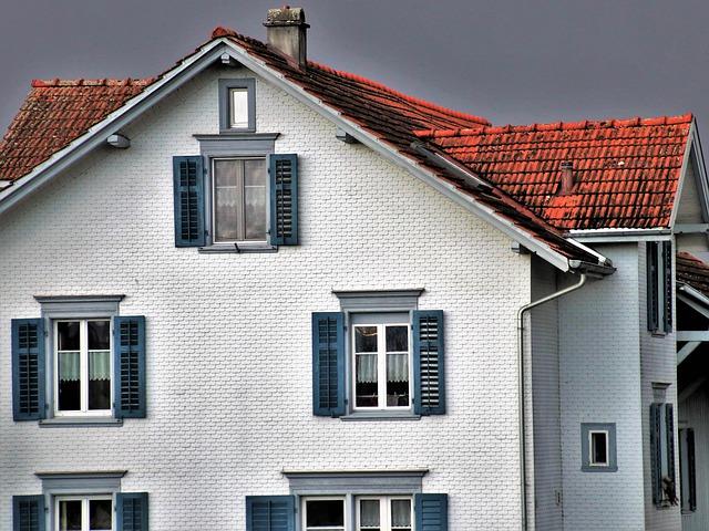 dům s více podlažími