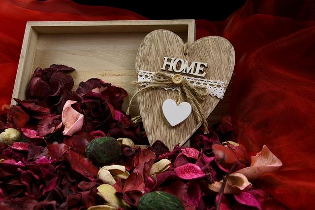 domov a růže