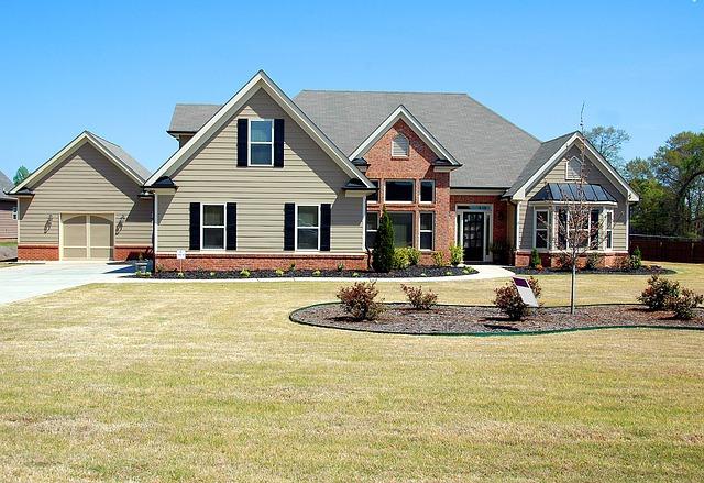 nový velký dům