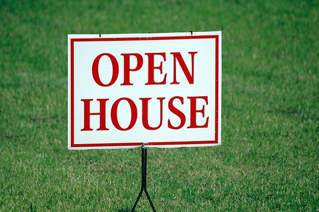 otevření domu