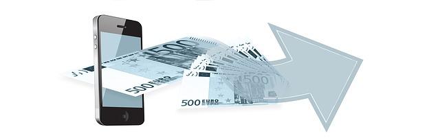 mobilní telefon a euro peníze.jpg