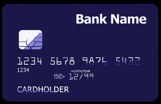 bankovní karta